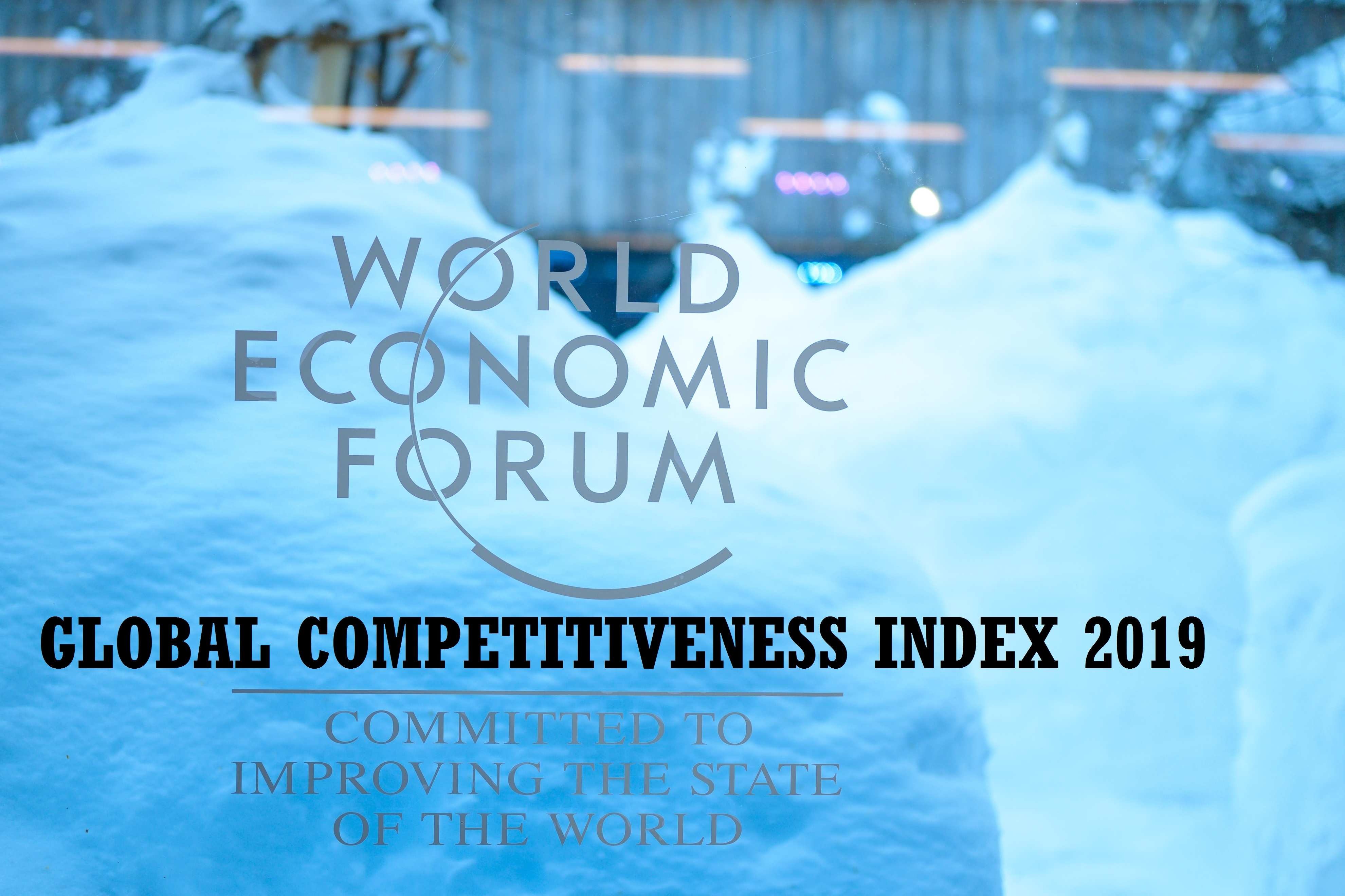 Global competitiveness index 2019