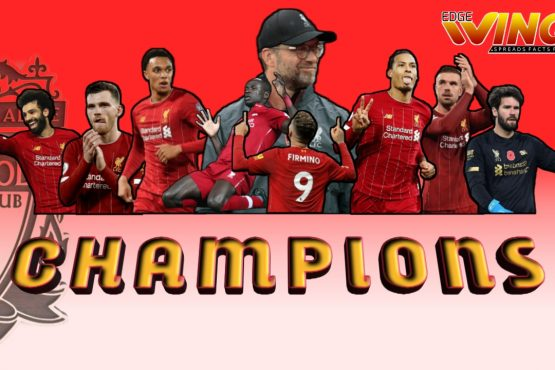 Liverpool wins the English Premier League