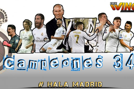 Real Madrid wins La Liga